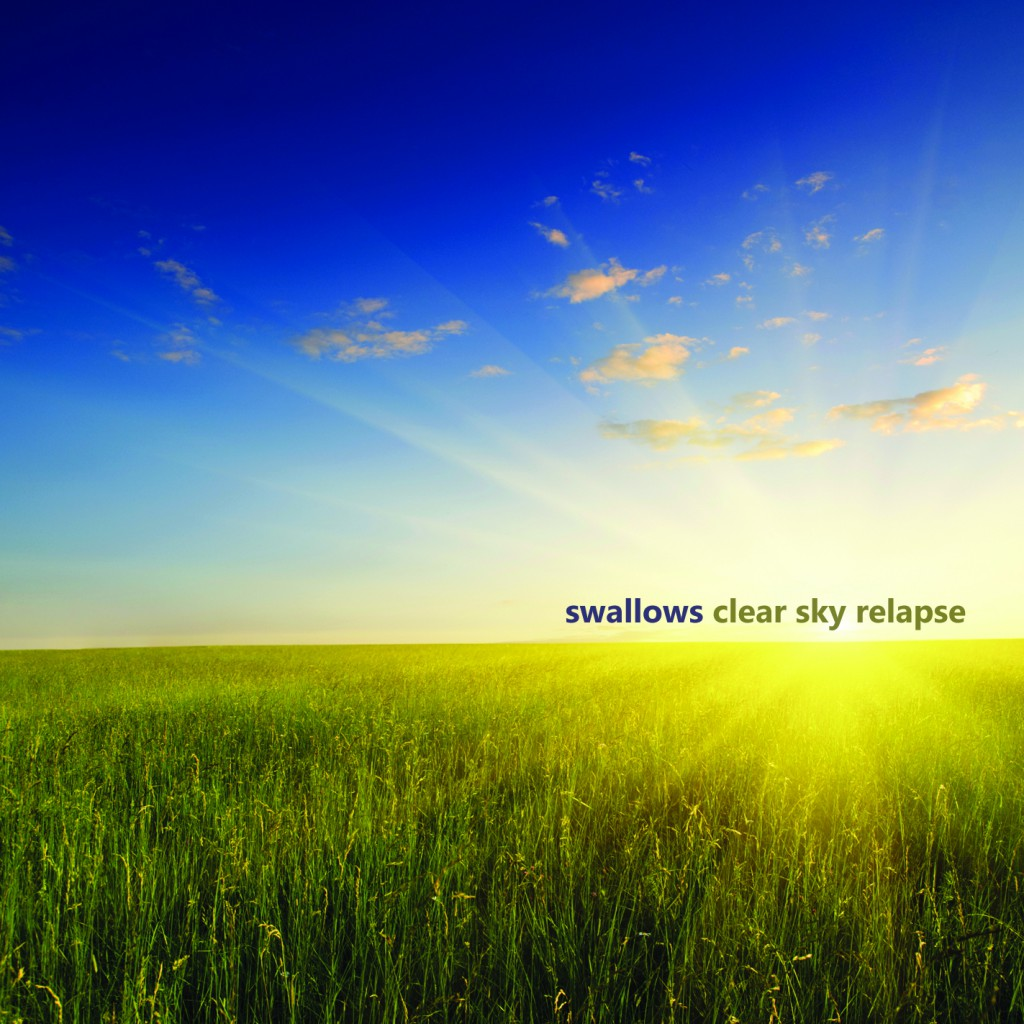 Swallows - Clear Sky Relapse EP cover