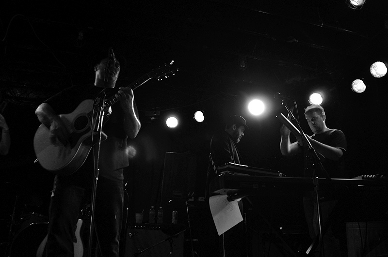 Swallows opening for Sallie Ford and the Sound Outside, May 2012, First Avenue 7th Street Entry