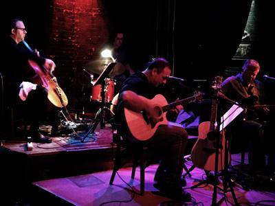 Jeff, Aaron, Brett and Justin