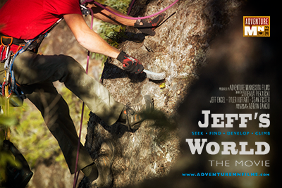 Jeff's World Movie Poster