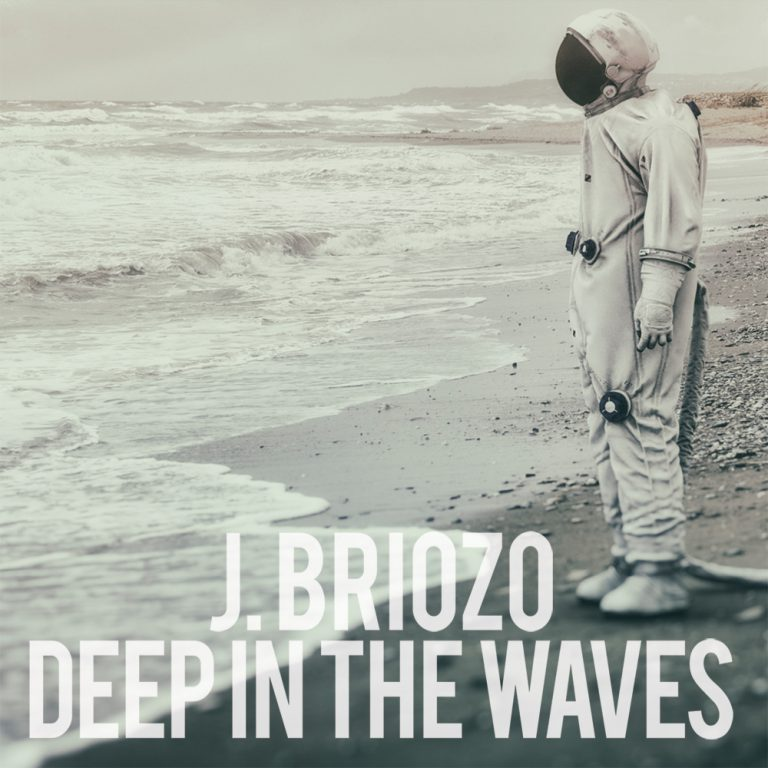 J. Briozo - Deep in the Waves album cover