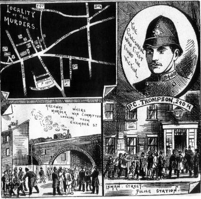 Frances Coles Illustrated Police News 21 February 1891