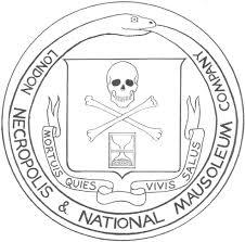 London Necropolis and National Mausoleum Company Logo