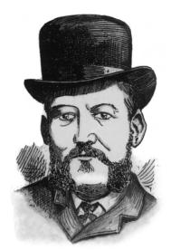 Chief Inspector Detective Frederick Abberline