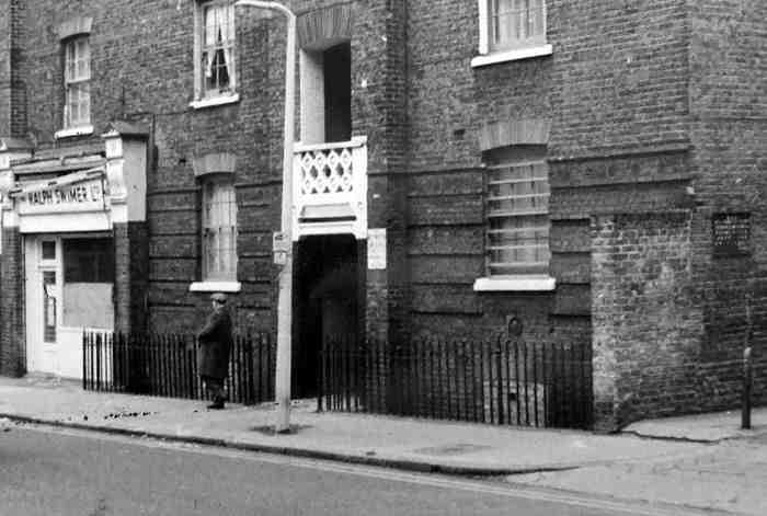 Wentworth at Goulston Street, Whitechapel